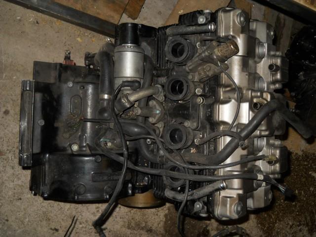 двигатель honda cb 400 бу